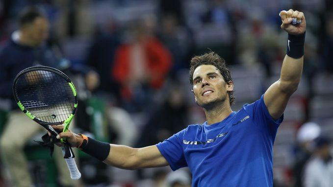 Rafael Nadal eist 100.000 euro van Franse oud-minister