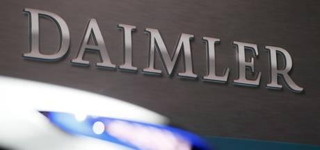 'Duitsland onderzoekt Daimler wegens dieselfraude'