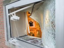 Opnieuw plofkraak bij juwelier: ruit vernield door explosief in Sint Hubert