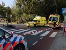 Roekeloze crossmotorrijder aangehouden na ongeluk op Urk