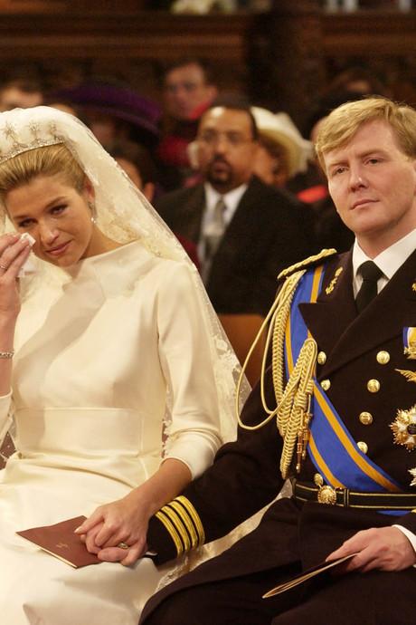 Wegzwijmelen bij 15 jaar huwelijk Willem-Alexander en Maxima