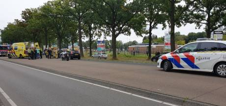 Flinke vertraging richting Glanerbrug door kettingbotsing