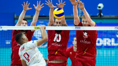 Red Dragons trappen EK volleybal 2019 op gang in Paleis 12