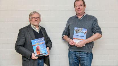 Nationale strijdersbond Berlare stelt samen met auteurs boek voor over crashlanding tijdens oorlog