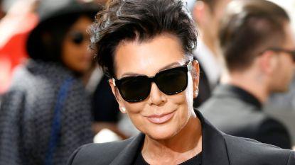 Kris Jenner kijkt uit naar (groot) Moederdag