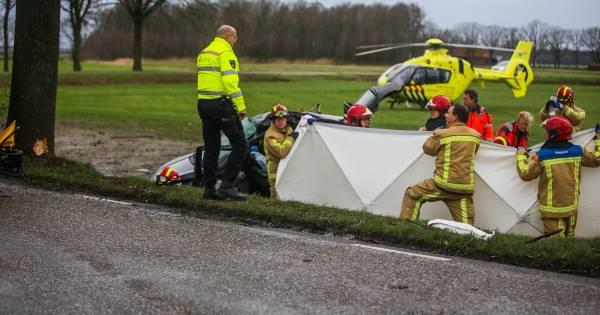Brabantse overlijdt aan zware verwondingen na ongeluk door rukwind.