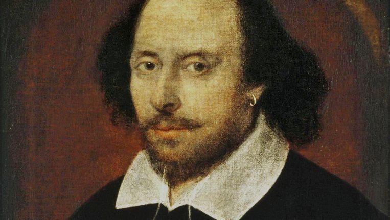 William Shakespeare Beeld