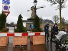Plantenbakken als verkeersregelaars in Culemborg zijn lachwekkend en lelijk