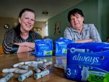 Actie tegen menstruatie-armoede: 'Er zijn vrouwen die moeten kiezen tussen eten of tampons'