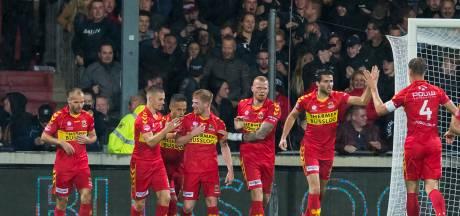 LIVE: GA Eagles wil koploper FC Den Bosch van de troon stoten