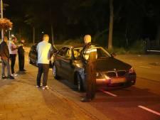 Politie rijdt dronken veroorzaker van ongeluk klem