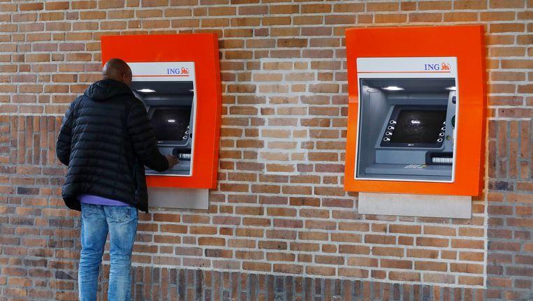 Begin september schikte ING in vier witwaszaken voor een recordbedrag van 775 miljoen euro. Beeld anp