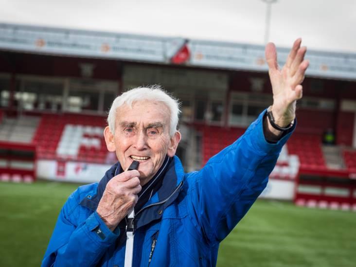 Clubhelden | 'Meneer' Gerben Hofstra (92) wint titel Clubheld van de Stentor
