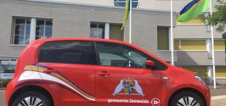 Nieuw: elektrische deelauto in Zeewolde
