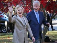 Hillary: Affaire Bill geen machtsmisbruik, Lewinsky was al volwassen