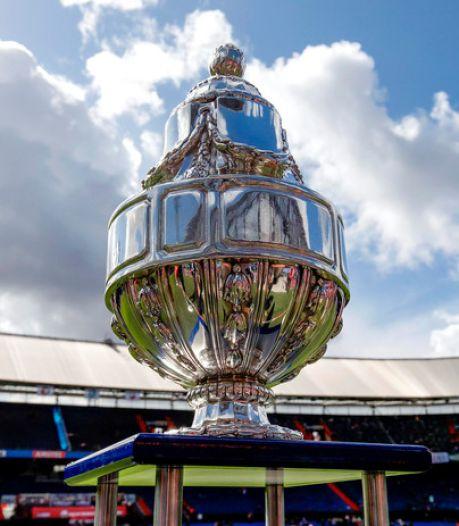 Ajax in de tweede ronde TOTO KNVB-beker tegen FC Utrecht, Feyenoord en AZ vrijgeloot