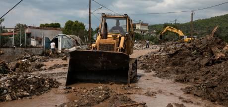 Overstromingen in Griekenland: drie doden waaronder baby, aanzienlijke schade