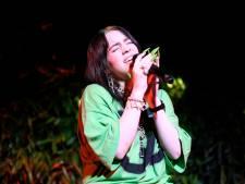 Billie Eilish vindt wereld rondtoeren 'irritant'