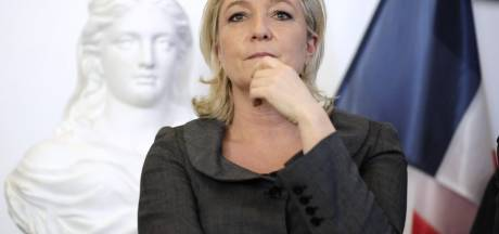 Marine Le Pen choquée par les écoutes visant Sarkozy