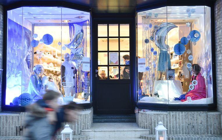 De centrummanager moet de handelaarsvereniging Oudenaarde Winkelstad (OWS) begeleiden bij promotieacties zoals Winterwarmte.