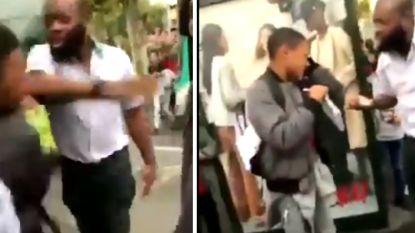 VIDEO. Frankrijk verdeeld nadat buschauffeur jongen in gezicht slaat