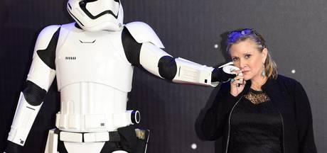 Carrie Fisher geëerd in nieuwe Star Tours