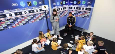 Spelers NAC uitgehoord door Kidsclub: 'Mijn mooiste goal? Pijnlijk, ik heb nog niet gescoord!'