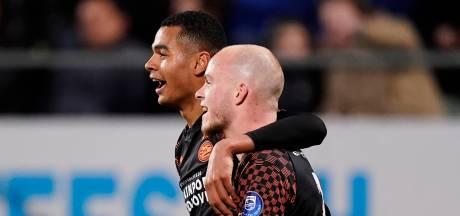 Positief denken helpt Cody Gakpo bij PSV: 'We moeten als groep een geheel vormen'