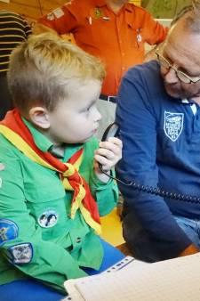Zoetermeerse jongeren scouten in de VS