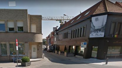 Commandant Edmond Ameyestraat afgesloten tot eind april