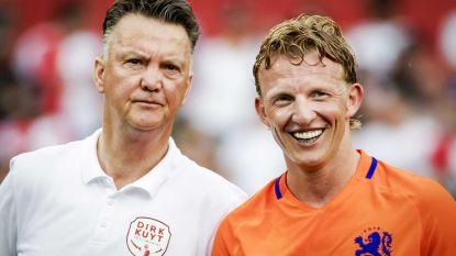 """FT buitenland: Van Gaal: """"Of ik met pensioen ga? Dat weet je binnen twee maanden"""" - ex-Anderlecht-aanvaller pakt uit met fantastisch doelpunt in MLS"""