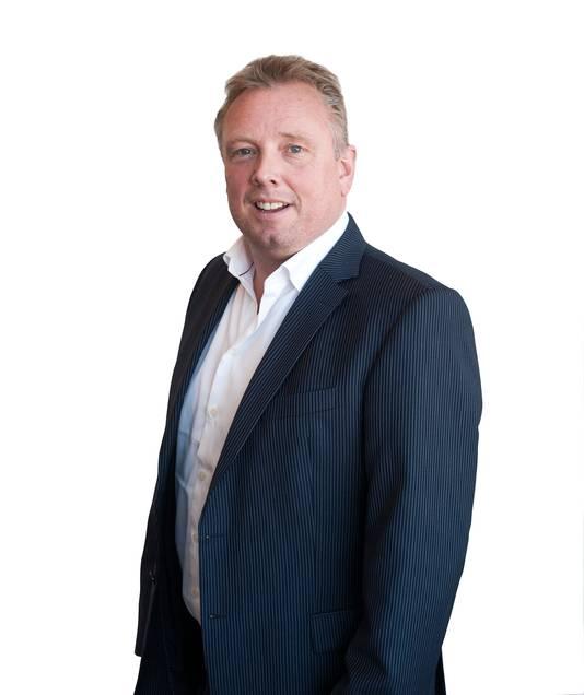 Paul van den Bosch, hoofdredacteur AD Regio.