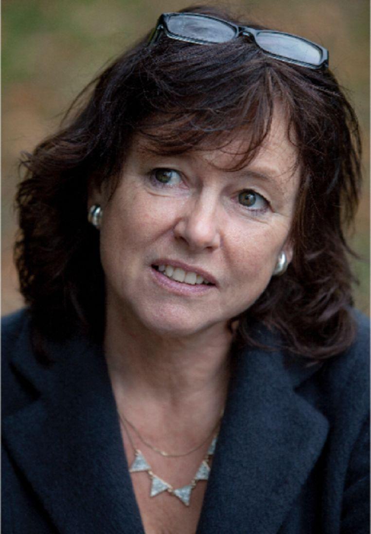 Dorine Hermans is historica en oranjebiograaf Beeld