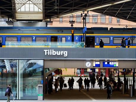 Geen treinen tussen Tilburg en Oisterwijk
