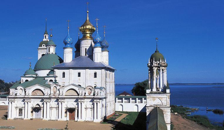 Klooster in Rostov Veliki. Beeld Getty Images/DeAgostini