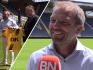 Het ritje naar Breda voelt vertrouwd voor NAC-trainer Steijn: 'Verguld met mijn terugkeer'
