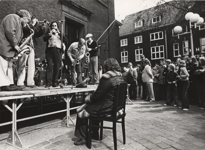 Jazz in Duketown  in 1976.