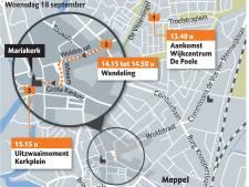 Meeste kans om koning en koningin te zien bij streekbezoek Drenthe? In Meppel!