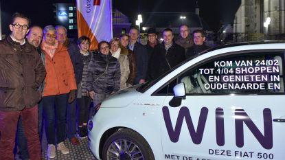 Win auto bij Oudenaardse handelaars