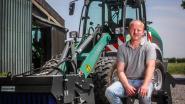 """Bioboer Frank Lambert neemt eerste 100% elektrische landbouwvoertuig van ons land in gebruik: """"Verder schrijven aan ons ecologisch verhaal"""""""