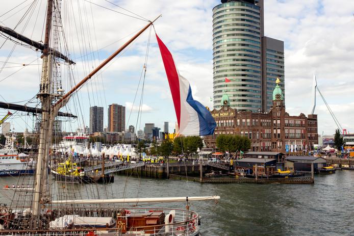 De Wereldhavendagen staan dit jaar in het teken van wat vrijheid voor Rotterdam betekent.