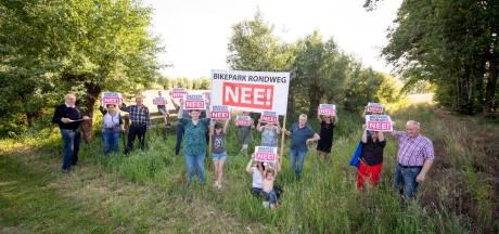 Enterse buurt wil crossbaan tegenhouden: 'Nu zie je hier nog reeën lopen'