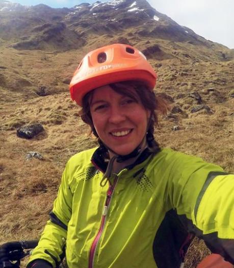 Schotse Jenny (38) fietst in 125 dagen wereld rond