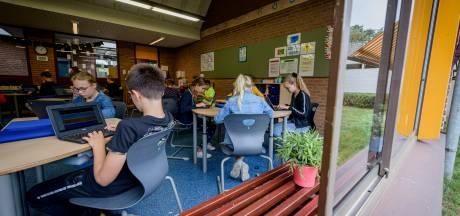 Open ramen op school in Haaksbergen: 'In de oude lokalen zitten ze écht vrijwel buiten'