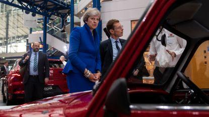 """Britse auto-industrie waarschuwt Boris Johnson: """"Een 'no-deal' is geen optie"""""""