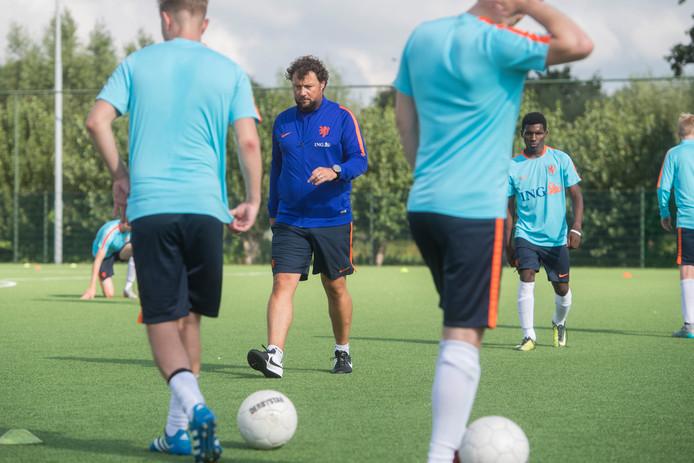 Tilburg                          CP team training  Max Reaven training