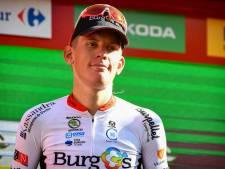 Jetse Bol voor derde keer naar Vuelta