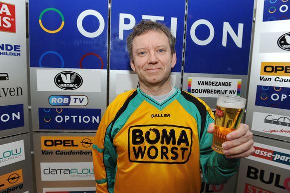 Johan Vanneck heeft een hart voor OHL maar ook FC De kampioenen is sinds 1998 deel van zijn sportief leven.