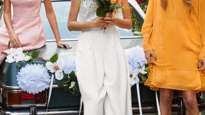 En de bruid droeg... een jumpsuit: & Other Stories brengt nieuwe trouwcollectie uit