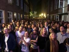 Eurovisie-steeg in Utrecht ontploft als Duncan wint